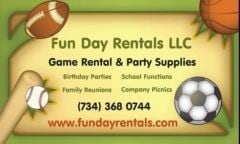 Fun Day Rentals LLC