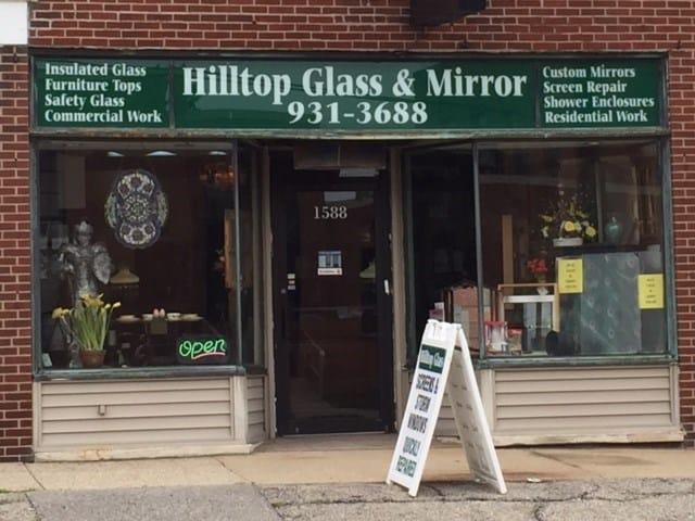 Hilltop Glass & Mirror LLC