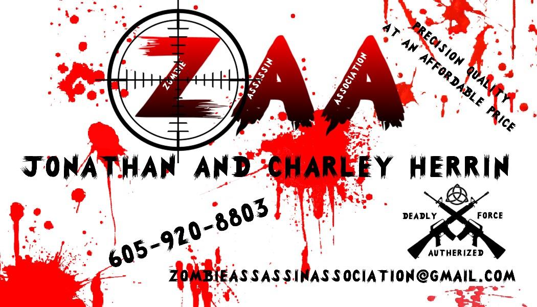 Zombie Assassin Association LLC