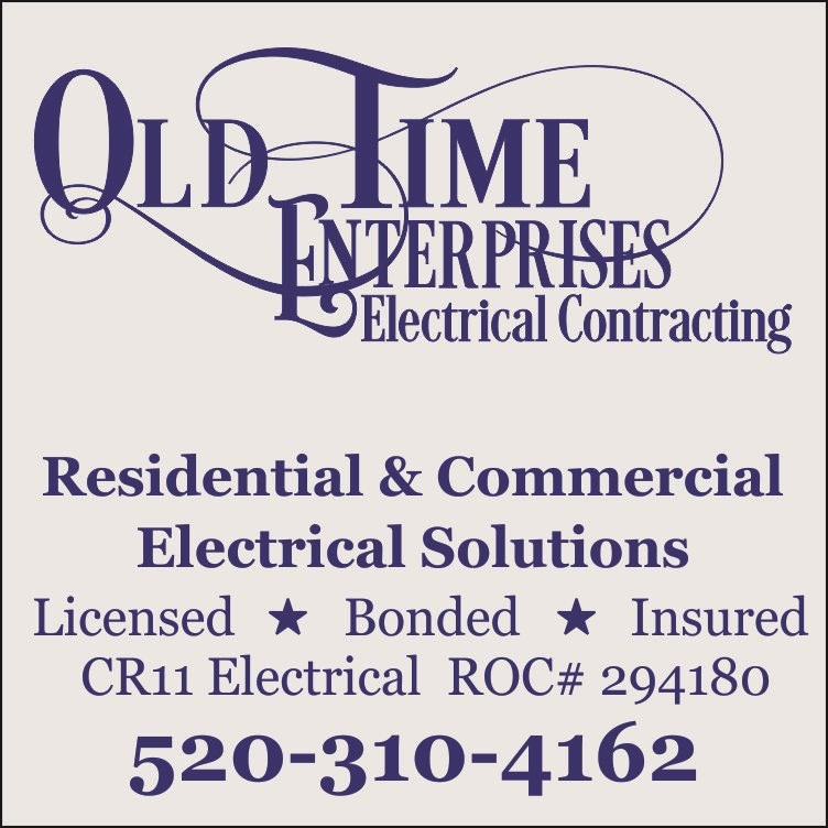 Old Time Enterprises Electrical Contracting
