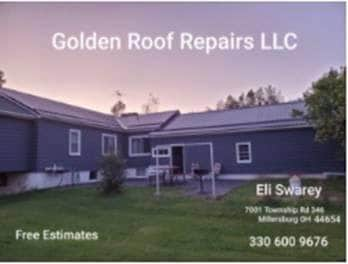 Golden Roof Repairs LLC