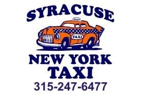 Syracuse New York Taxi