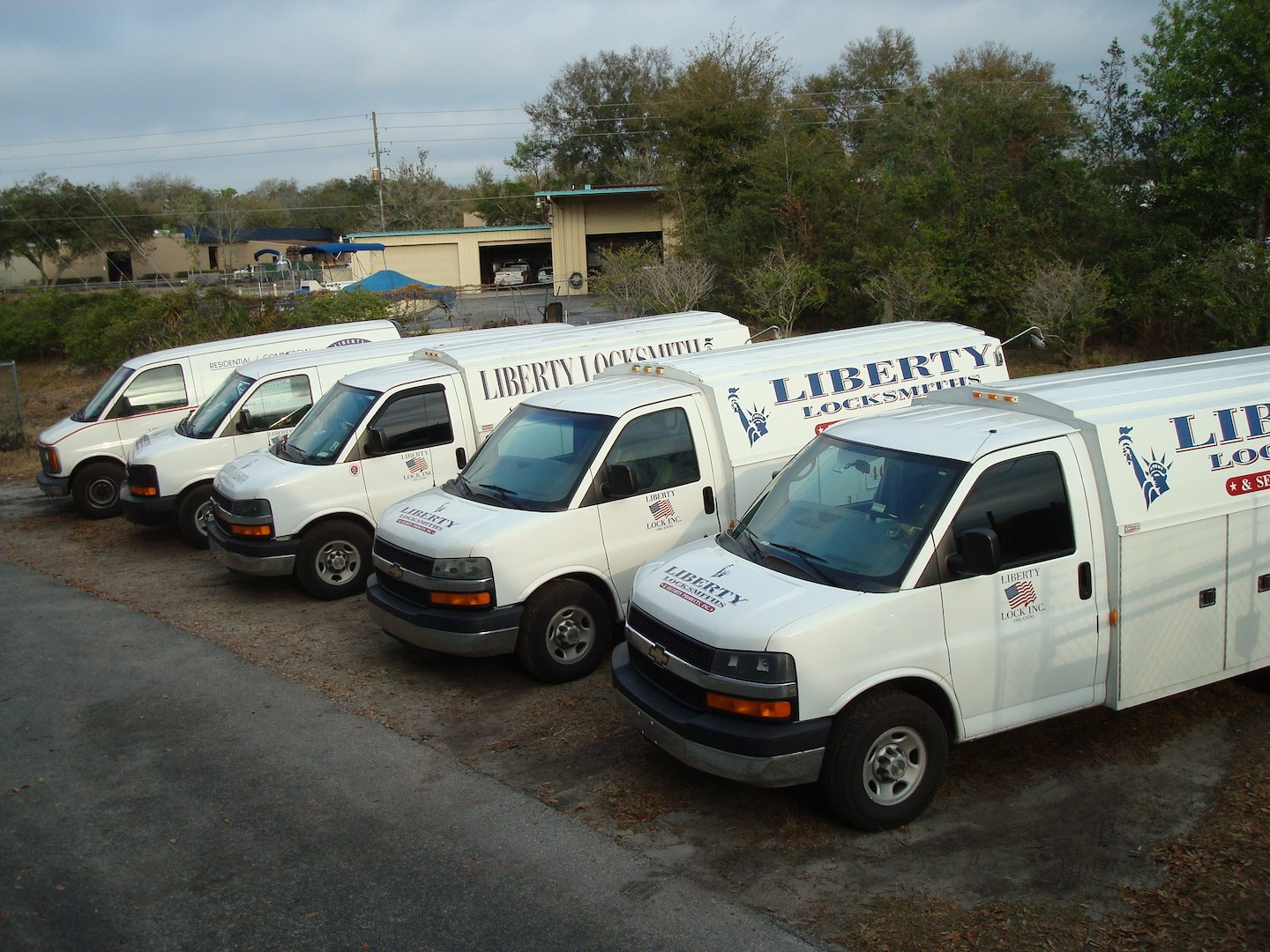 Liberty Locksmiths