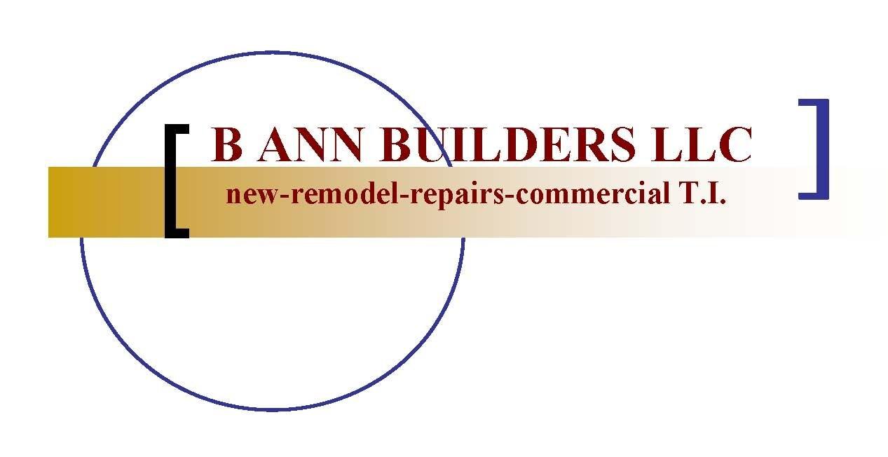 B Ann Builders LLC