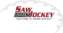 Saw Jockey Concrete Cutting