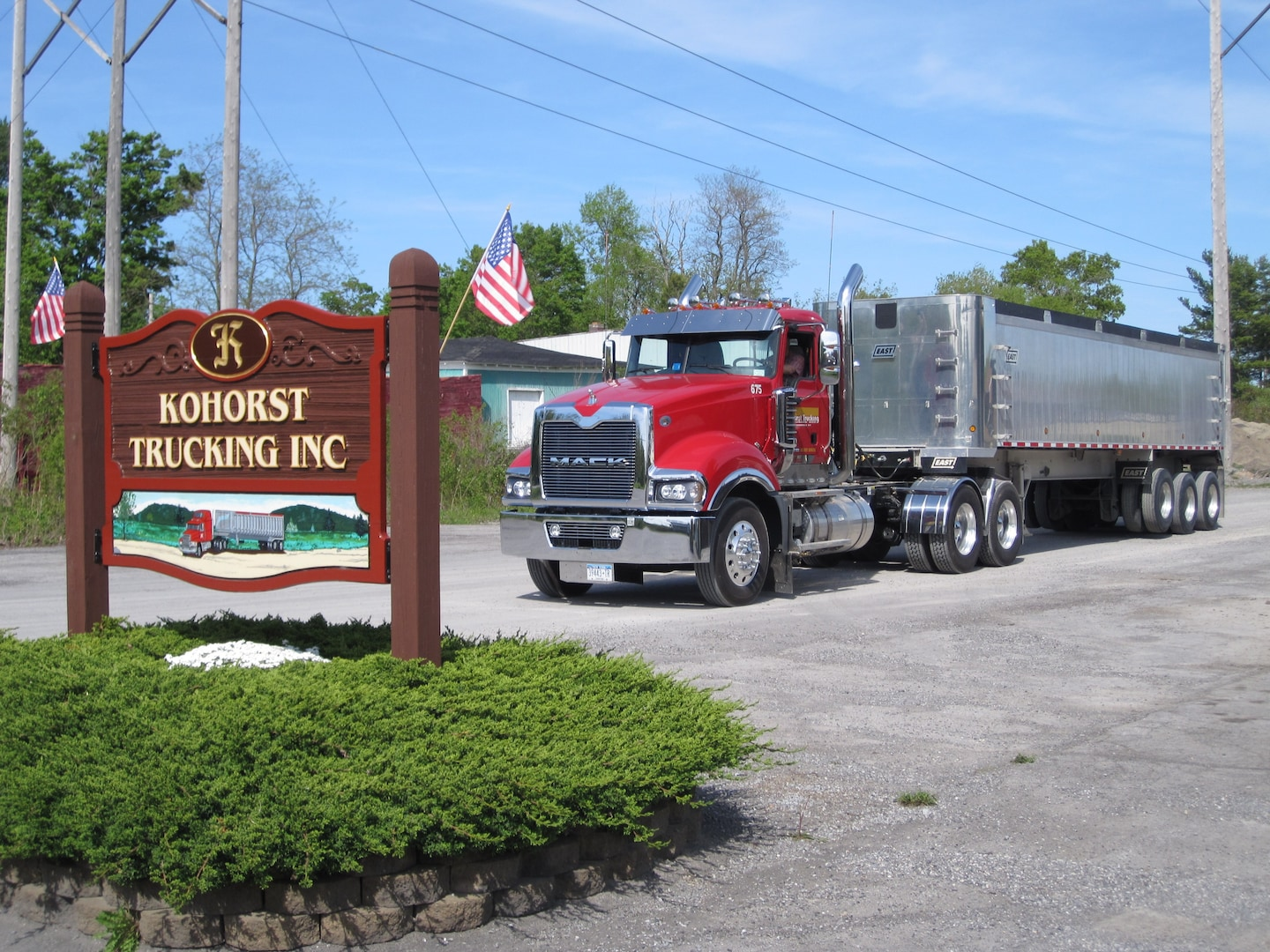 Kohorst Trucking Inc.