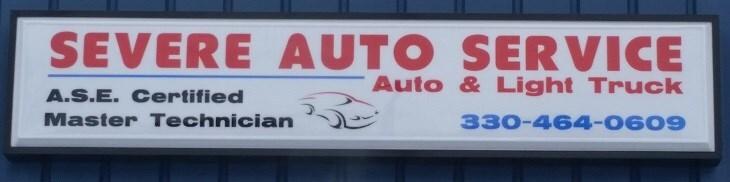 Severe Auto Service LLC