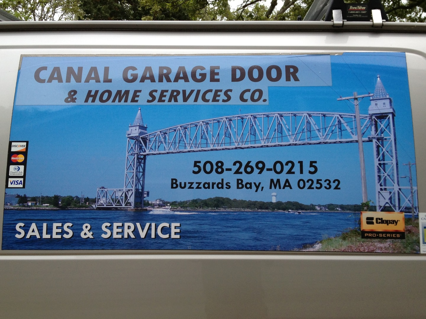 Canal Garage Door Company