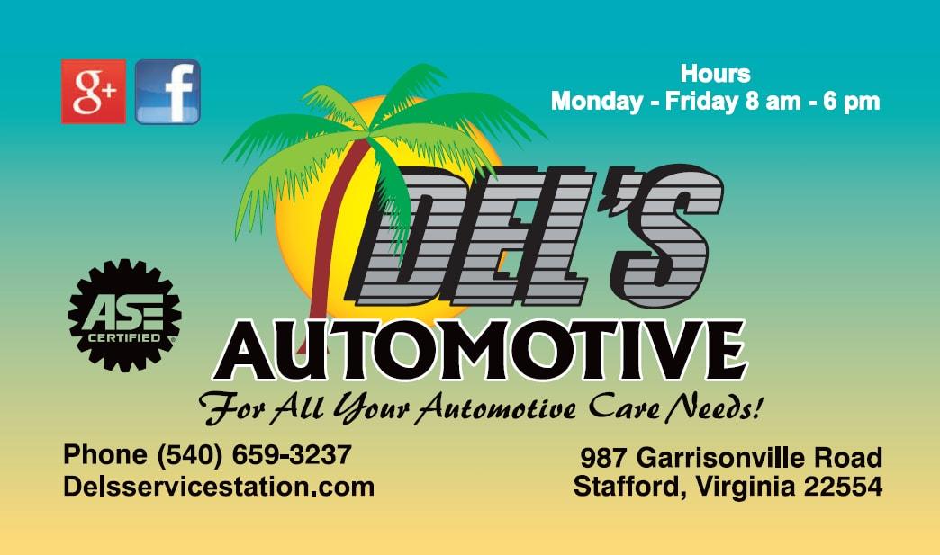 Del's Automotive