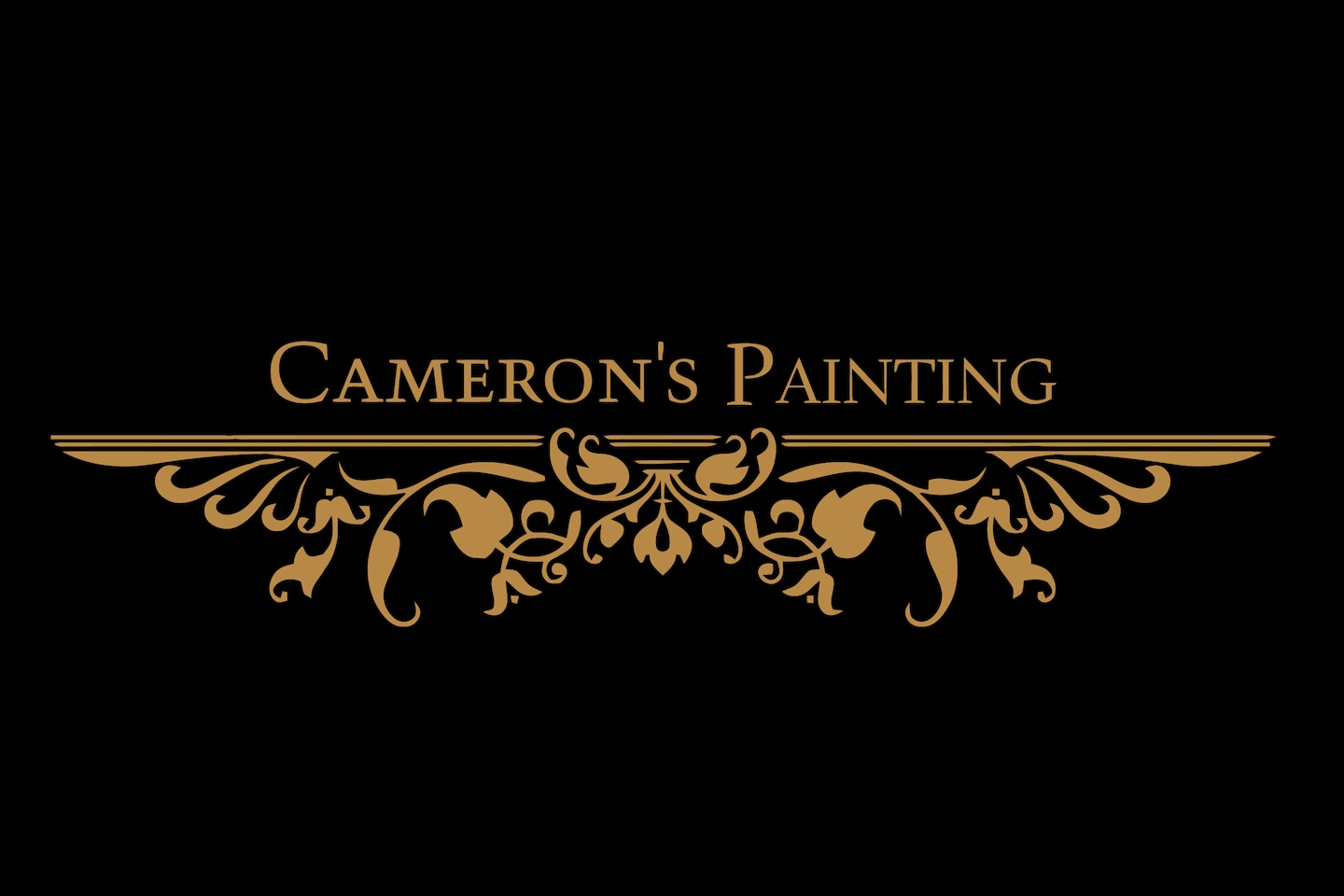 Cameron's Painting