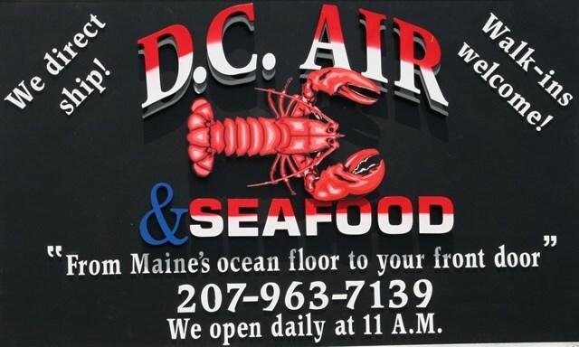 D.C. Air & Seafood