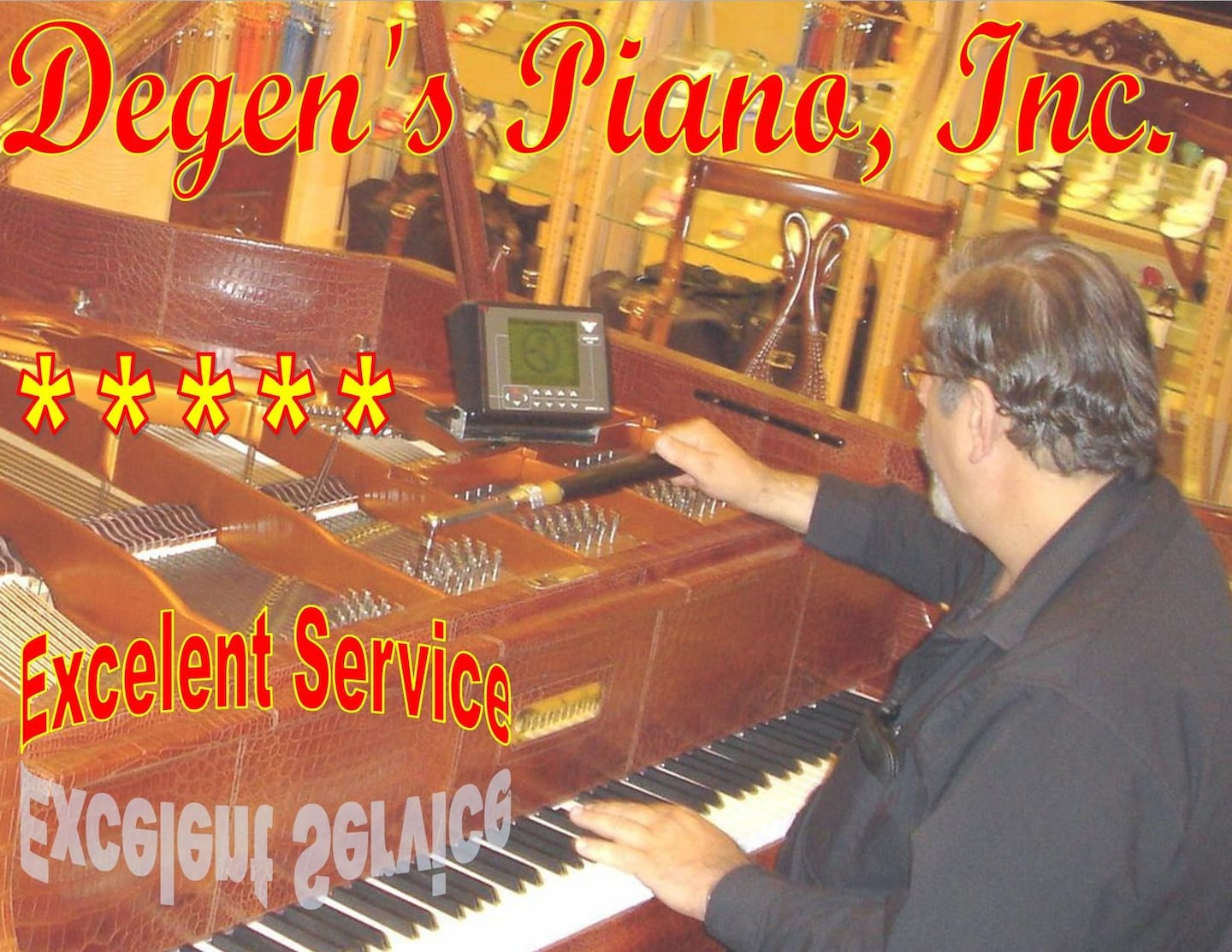 Degen's Piano Inc