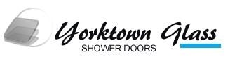 NEW ENGLAND SHOWER DOORS BY  YORKTOWN GLASS