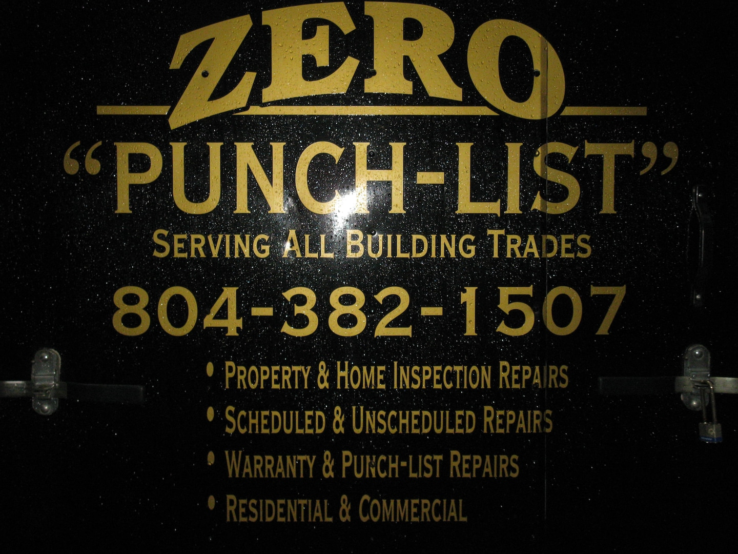 Zero Punch-List LLC