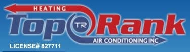 Top Rank Heating & Air Conditioning Inc