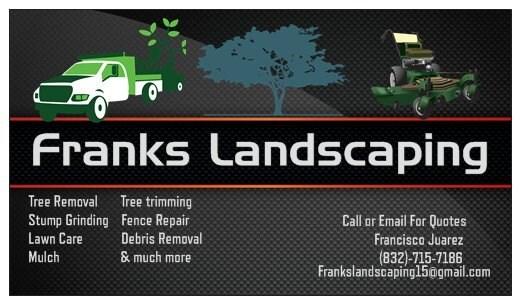Franks Landscaping