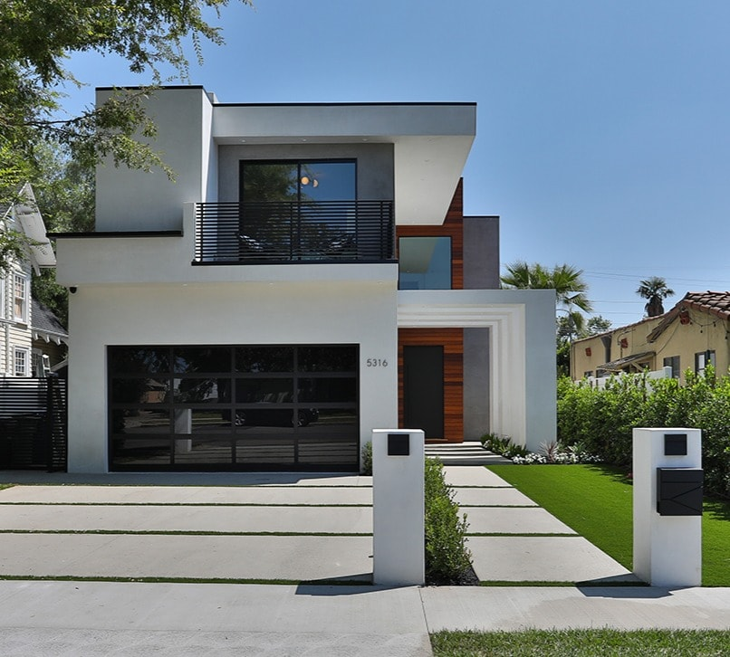 New Construction Design + Build Home in Sherman Oaks