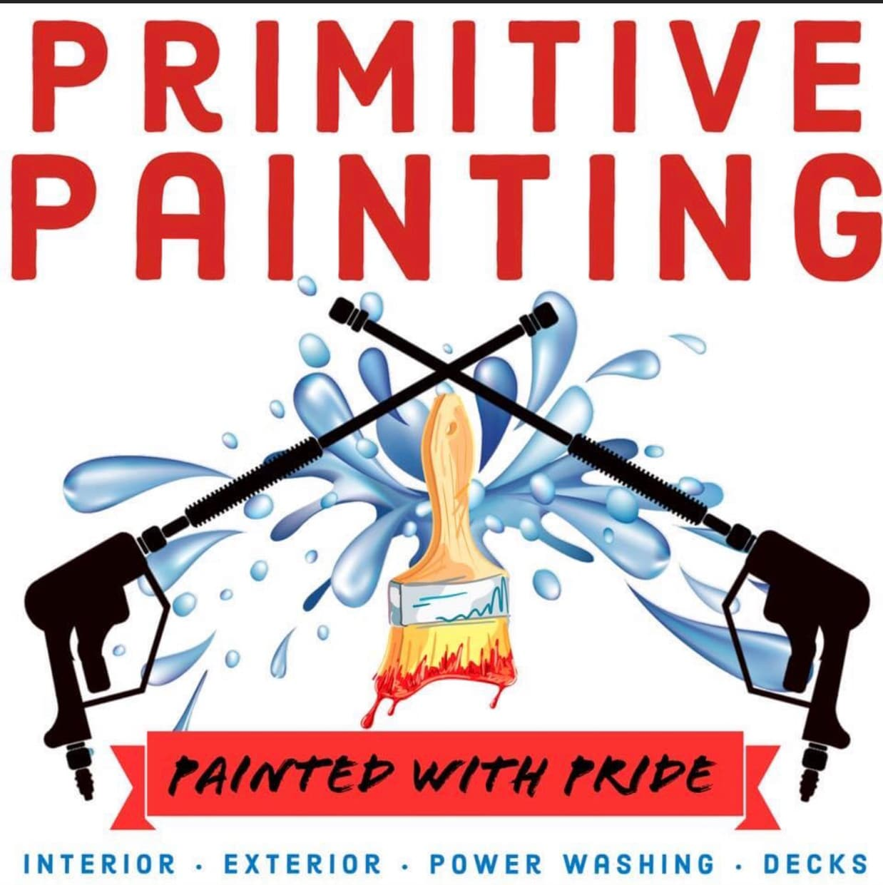 Primitive Painting And Power