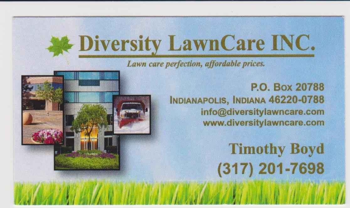 Diversity Lawncare
