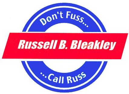 Russell B Bleakley Plumbing & Heating Inc
