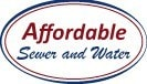 Affordable Sewer and Water