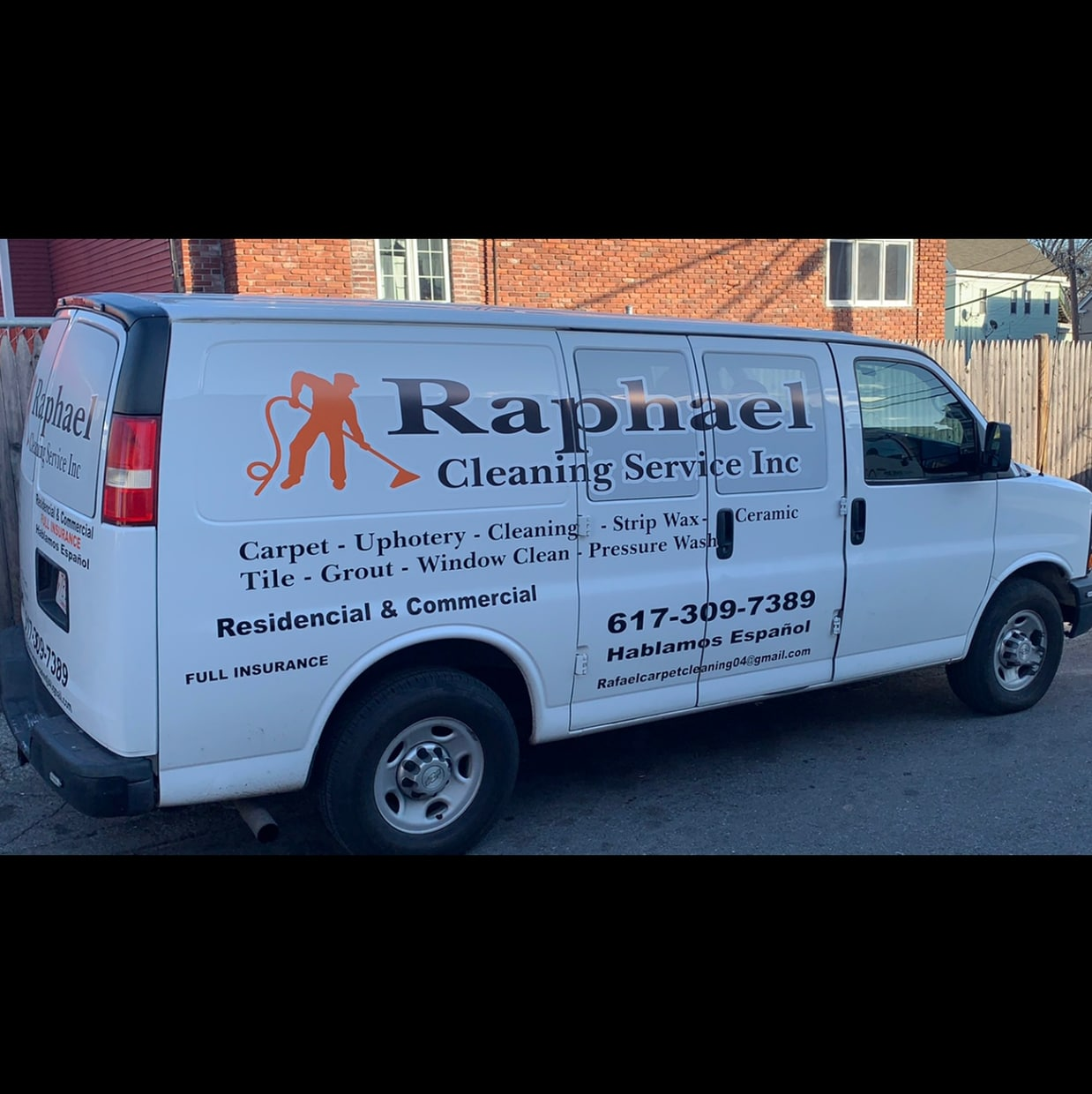 Raphael Cleaning Service Inc.