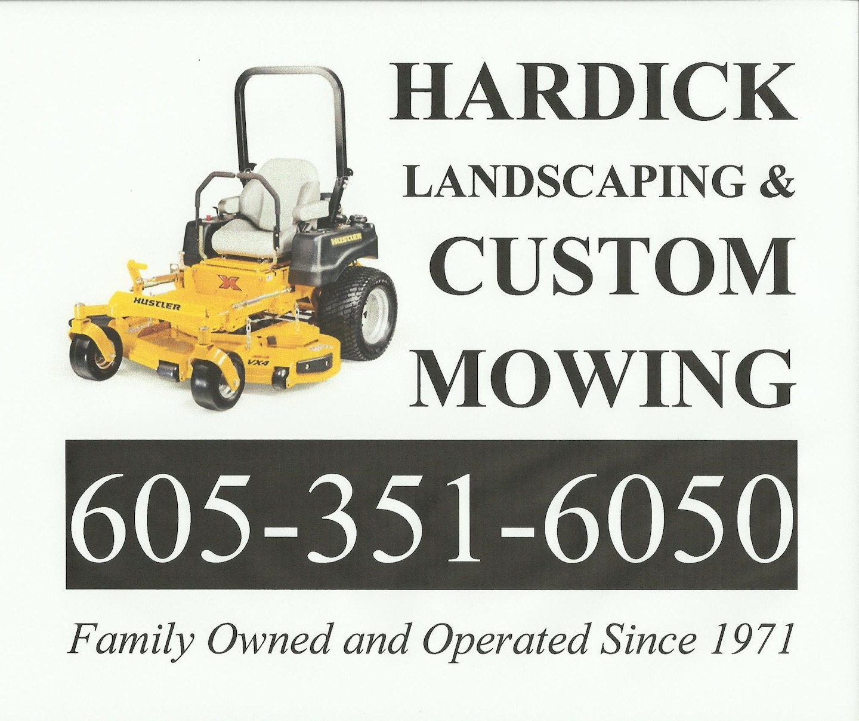 Hardick Landscaping & Custom Mowing