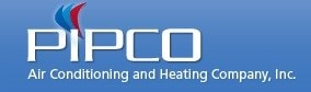 Pipco Air Conditioning & Heating Company Co logo