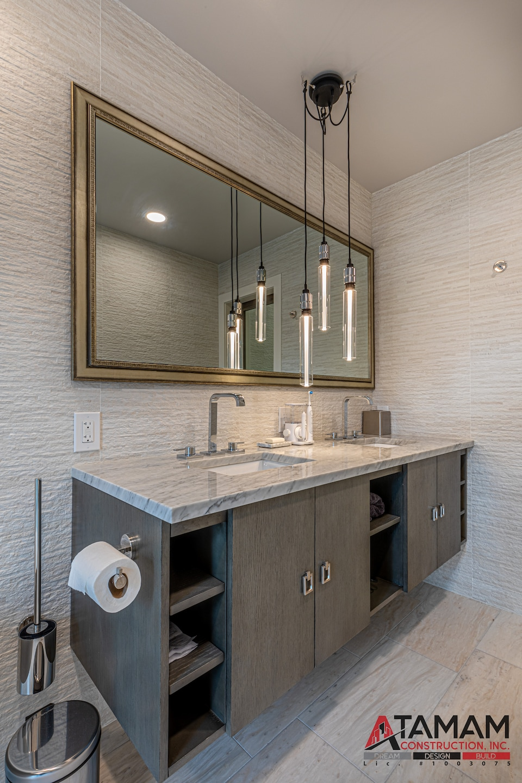 Bathroom Remodel - Belmont, CA