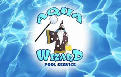 Aqua Wizard Pool Service logo