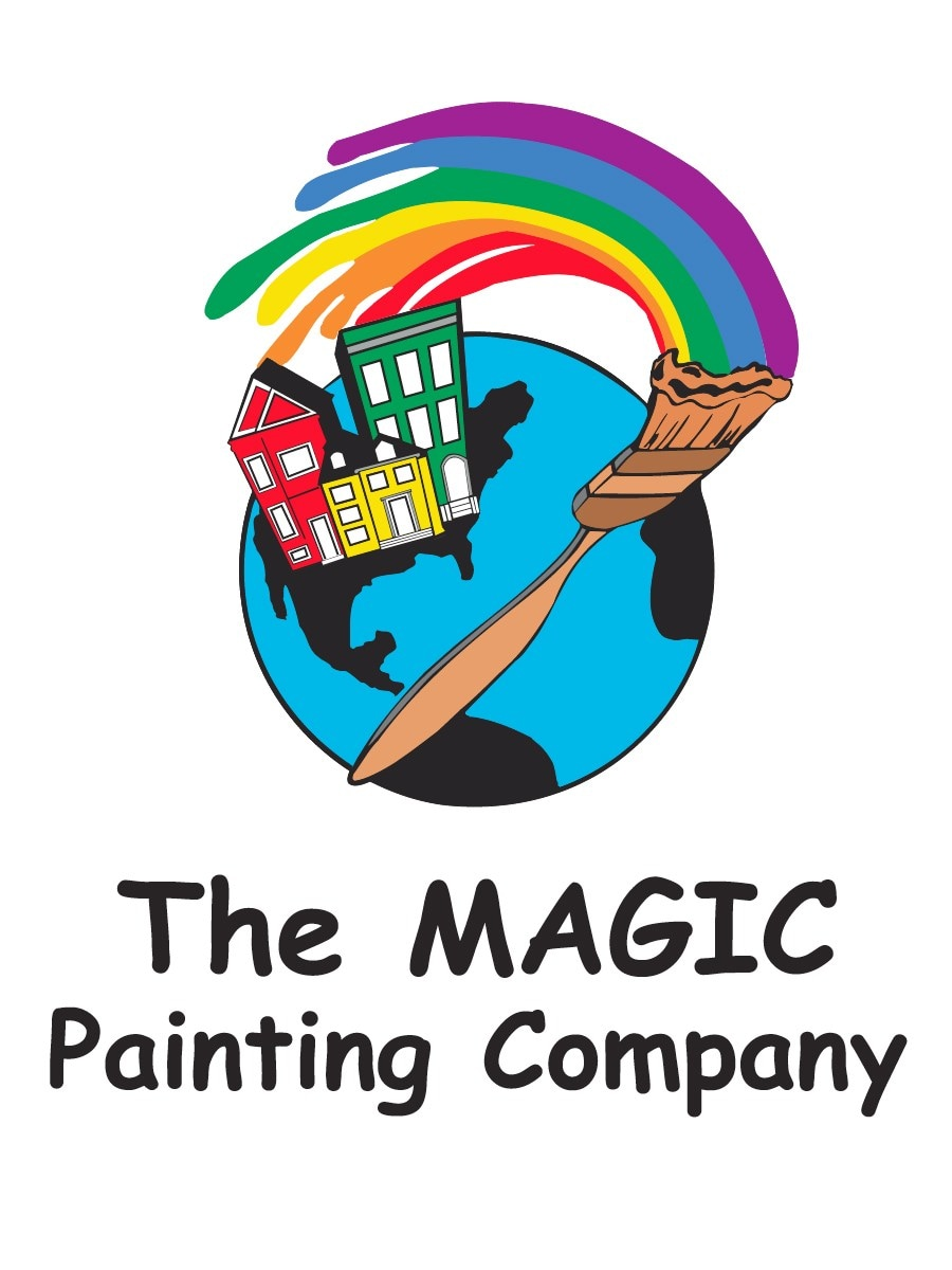 The Magic Painting Co logo