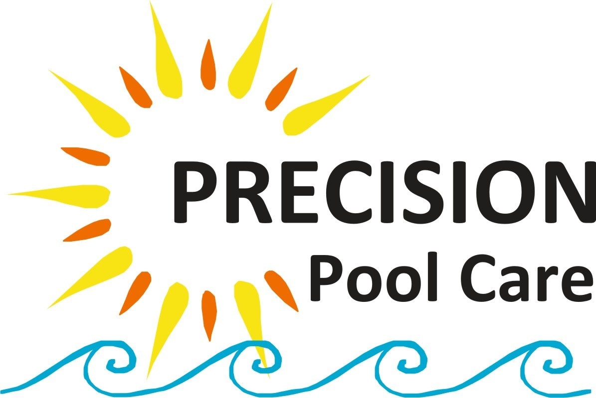 PRECISION POOL CARE logo
