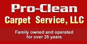 Pro-Clean Carpet Service LLC