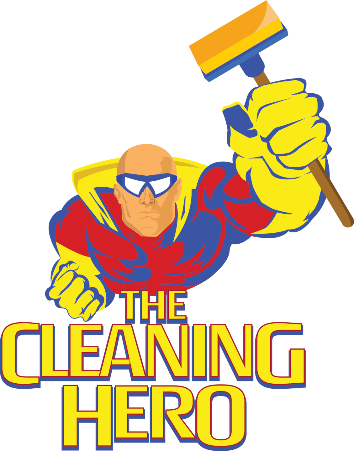 The Cleaning Hero