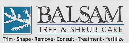Balsam Tree & Shrub Care