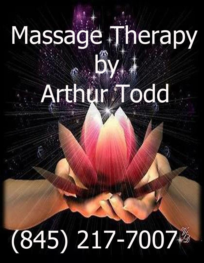 Massage Therapy By Arthur Todd