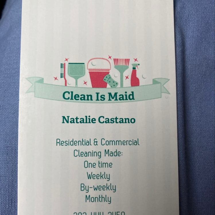 Clean Is Maid