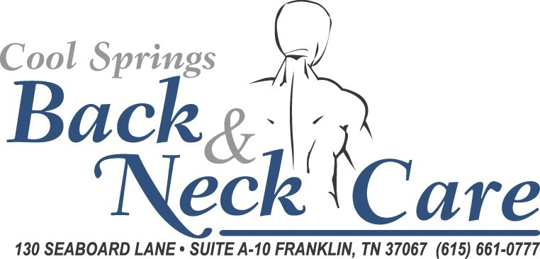 COOL SPRINGS BACK & NECK CARE INC