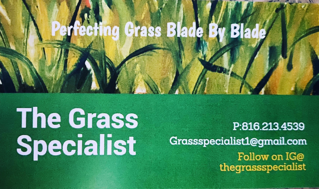The Grass Specialist