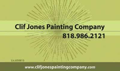 Clif Jones Painting Company