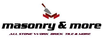 Masonry & More Inc
