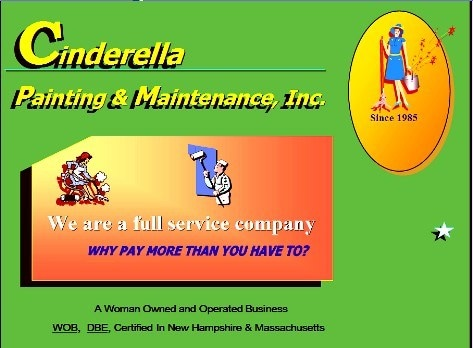 Cinderella Painting & Maintenance Inc