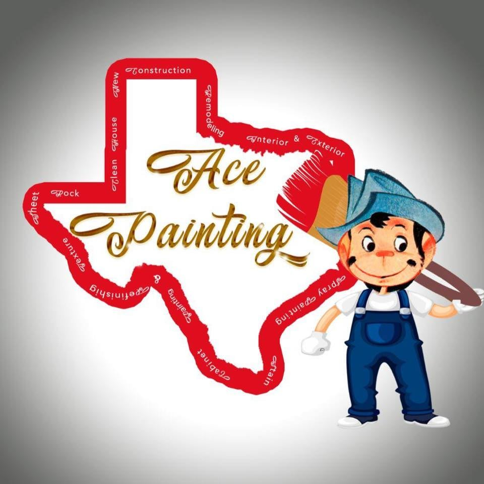 Ace Painting logo