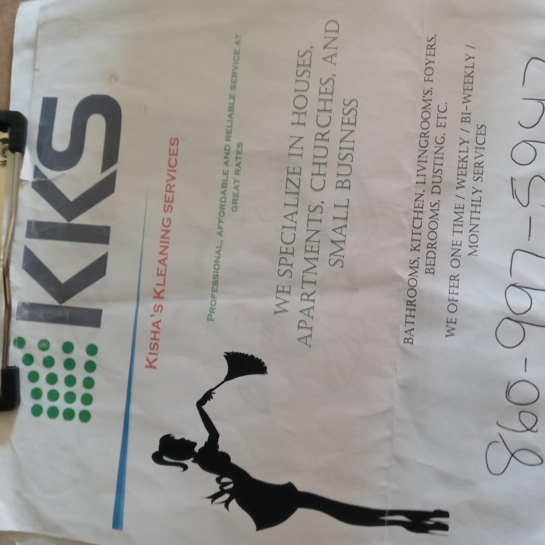 Kishas Kleaning Service