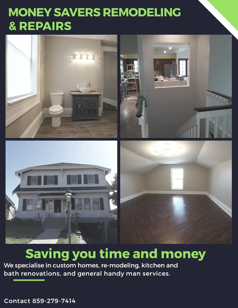 Money Savers Remodeling and Repairs