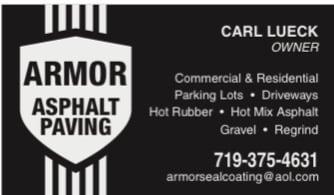 Armor Asphalt Paving