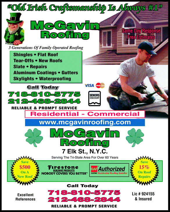 McGavin Roofing