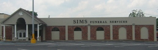 Sims Funeral Services