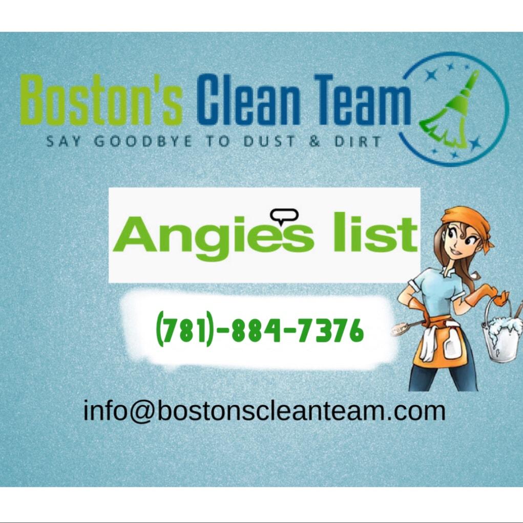 Boston's Clean Team