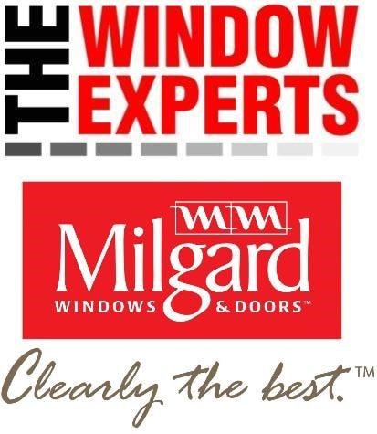 The Window Experts & Siding Pros logo